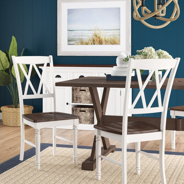 Tanner Dining Chair (Set of 2) by Beachcrest Home