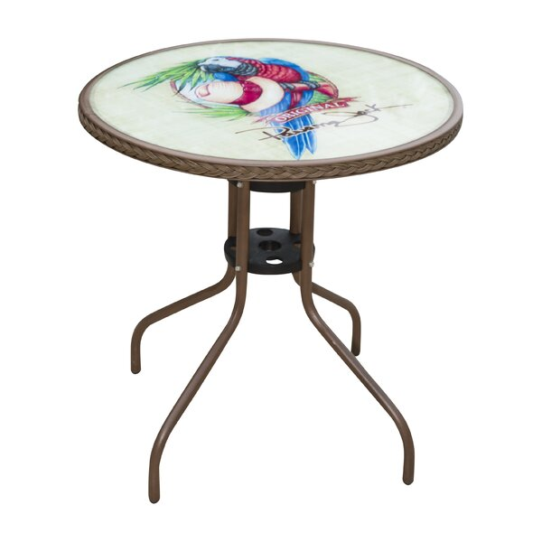 Cafe Parrot Bistro Table by Panama Jack Outdoor