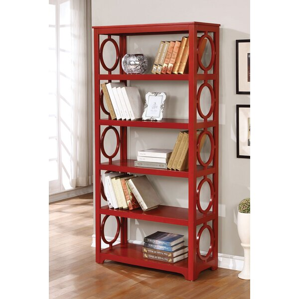 Elvira Etagere Bookcase by Andrew Home Studio