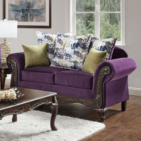 Anna Loveseat by Chelsea Home