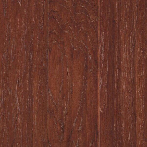 Hinsdale 5 Engineered Hickory Hardwood Flooring in Autumn by Mohawk Flooring