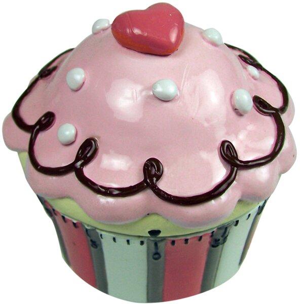 Heart Cupcake Timer by Sassafras