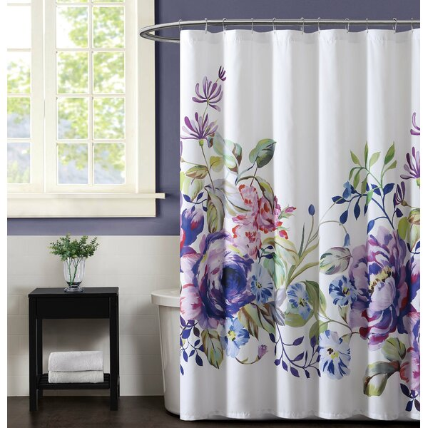 Garden Bloom Shower Curtain by Christian Siriano