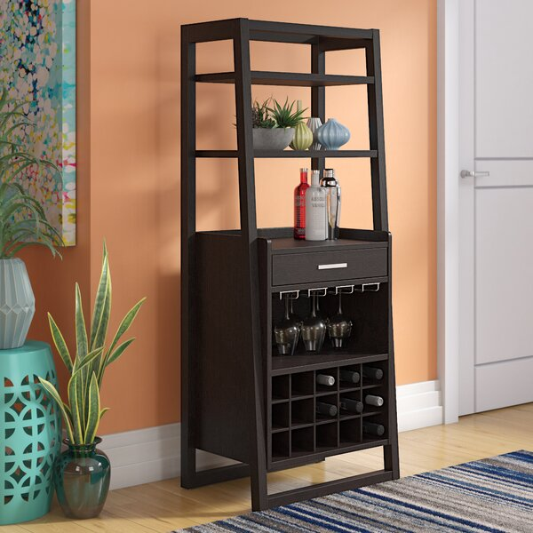 Addingrove Bar with Wine Storage by Latitude Run Latitude Run