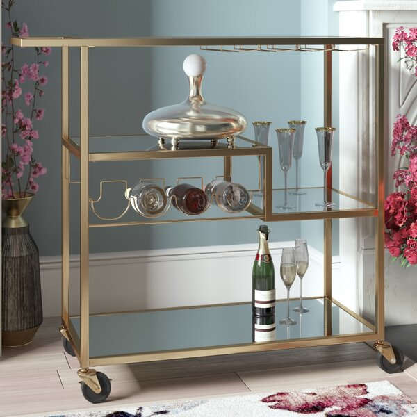 Tibo Bar Cart By Willa Arlo Interiors