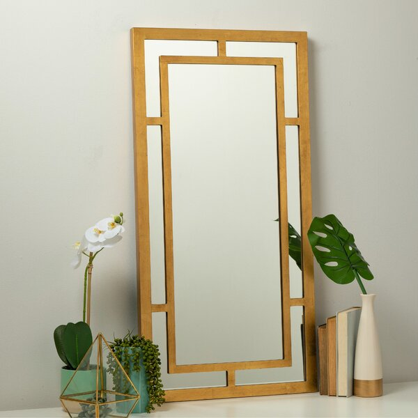 Clearlake Wall Mirror by Loon Peak