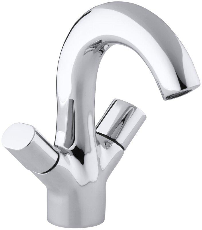 K-10085-9-BN,CP Kohler Oblo Single-Hole Monoblock Bathroom Sink ...