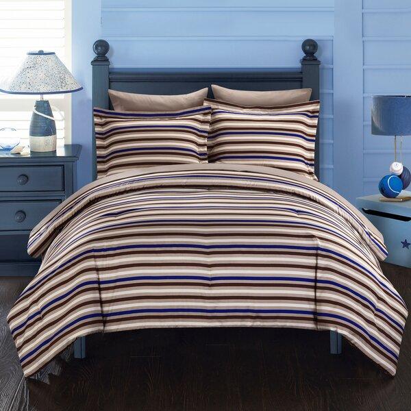 Peyton Reversible Comforter Set by Chic Home