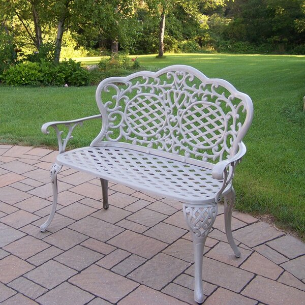Mississippi Aluminum Garden Bench by Oakland Living