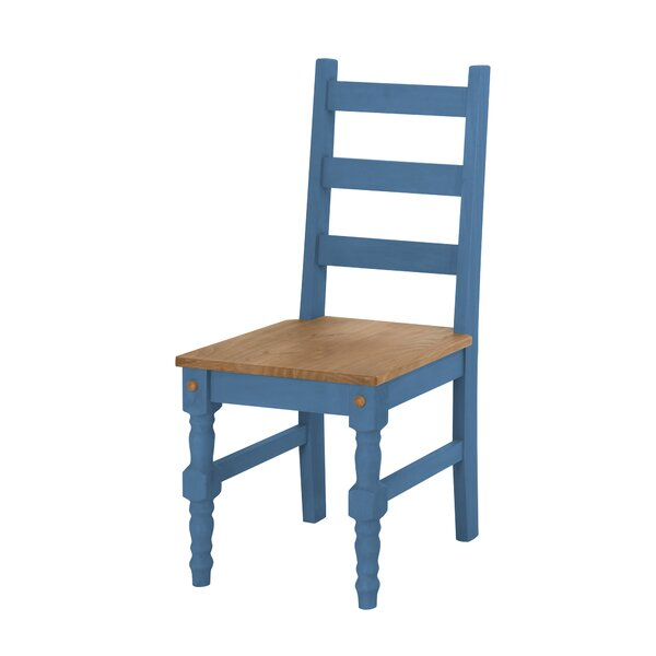 Pinard Solid Wood Dining Chair (Set of 2) by Gracie Oaks