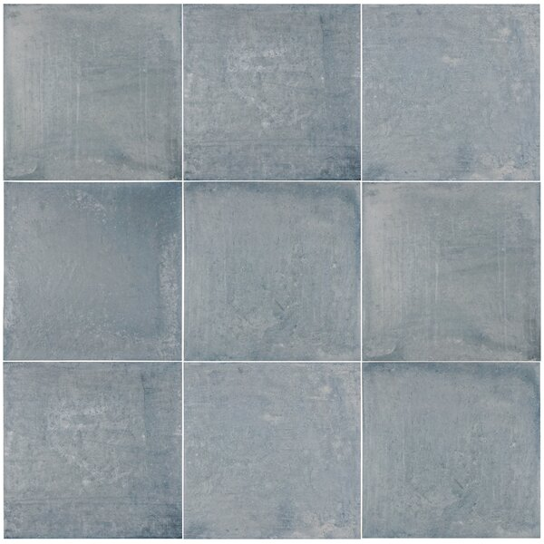 Rustilo 13 x 13 Porcelain Field Tile in Gray by EliteTile