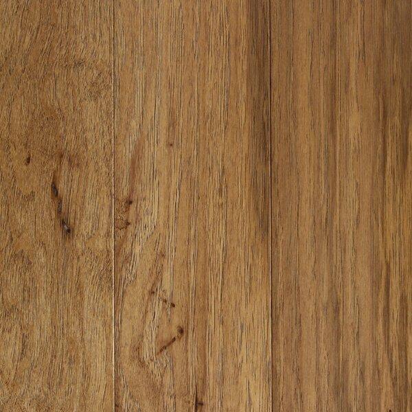 Prague 5 Engineered Hickory Hardwood Flooring in Chestnut by Branton Flooring Collection