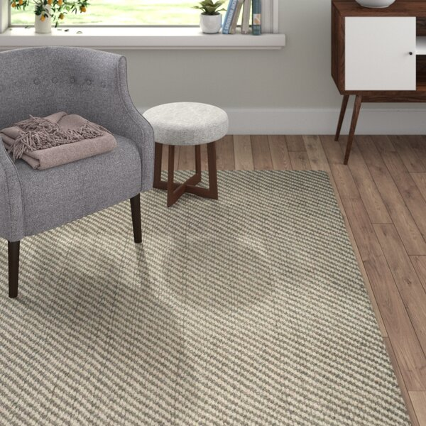 Valentina Beige/Gray Area Rug by Langley Street
