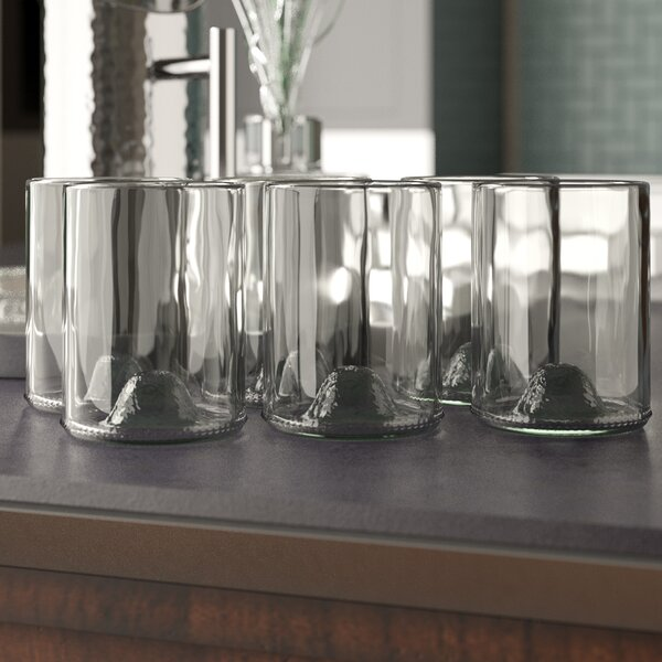 Adalwine 12 oz. Water Glass (Set of 6) by Trent Austin Design