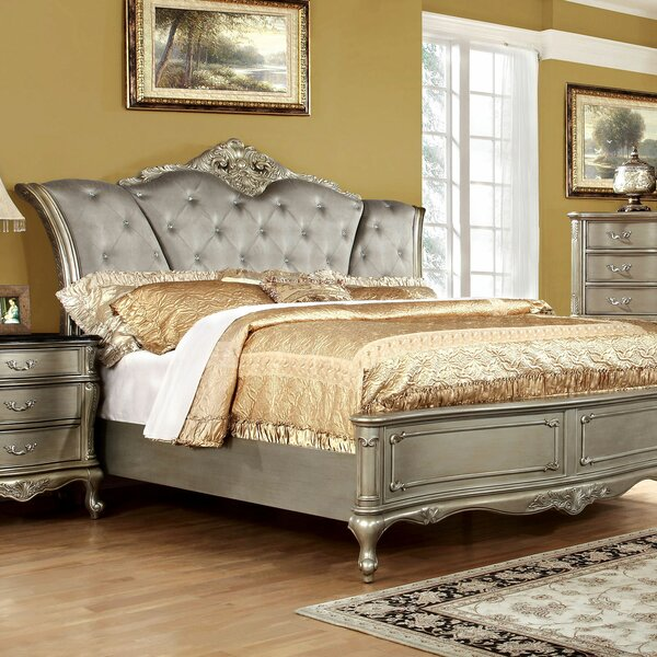 Drolet Upholstered Standard Bed by Astoria Grand