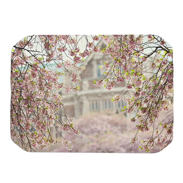 Pink Dream Placemat by KESS InHouse
