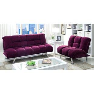 Purple Living Room Sets You\'ll Love | Wayfair