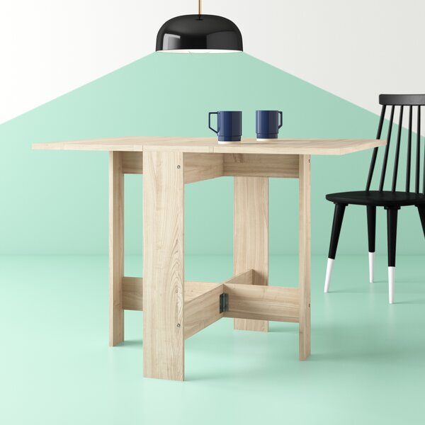 Astrid Foldable Dining Table by Hashtag Home