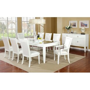 Janet Drop Leaf Dining Table by Rosdorf Park