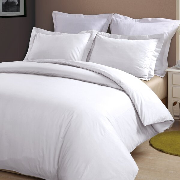 Cotton Linen Duvet Cover by Brielle