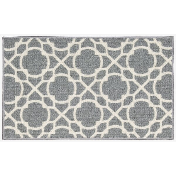 Fancy Free & Easy Perfect Fit Stone Area Rug by Waverly