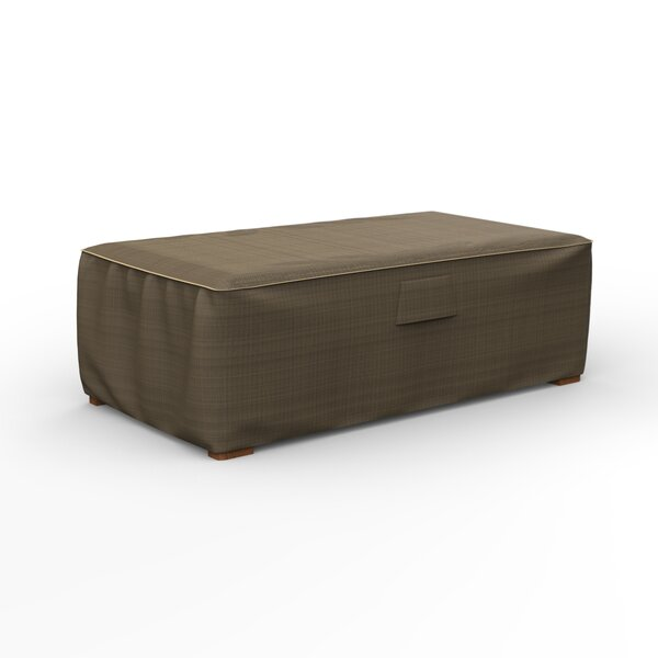 Arlmont & Co. Outdoor Patio Table Cover