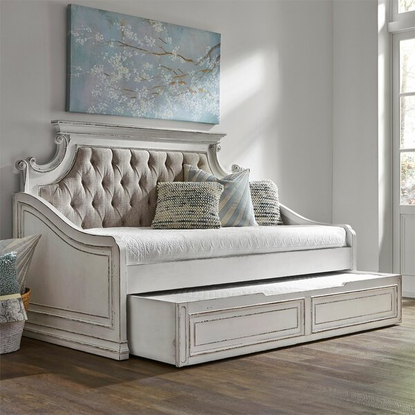 Treport Twin Daybed With Trundle By One Allium Way