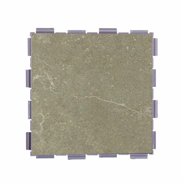 Classic Standard 6 x 6 Porcelain Field Tile in Endicott by SnapStone