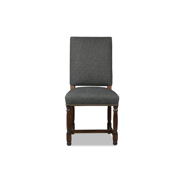 Lincoln Upholstered Dining Chair (Set of 2) by South Cone Home South Cone Home