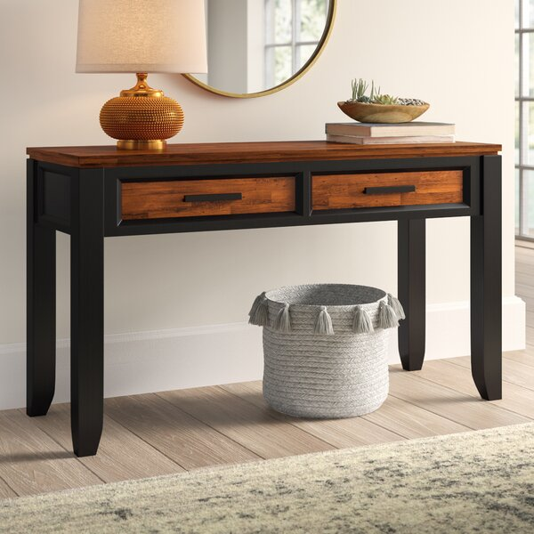 Hidalgo Console Table by Millwood Pines