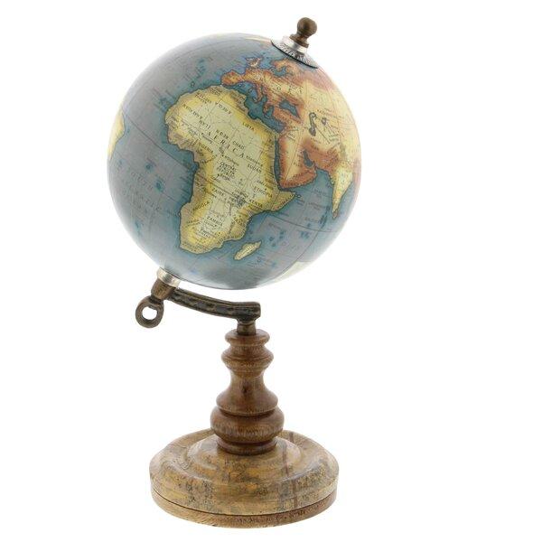Decorative Globe by Bloomsbury Market