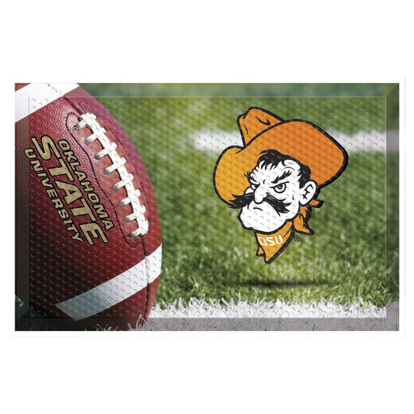 Oklahoma State University Doormat by FANMATS