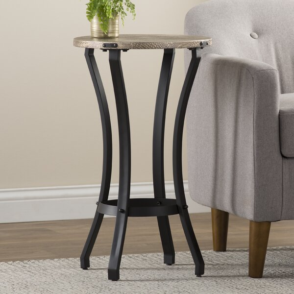 Bellagio End Table by Trent Austin Design