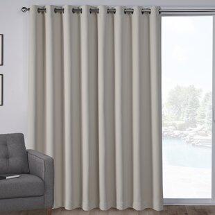 Sliding door curtains wayfair save to idea board planetlyrics Choice Image