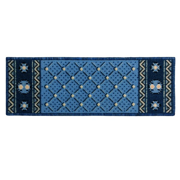 Maday Blue Stair Tread (Set of 7) by Winston Porter