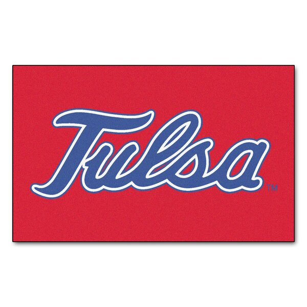 NCAA University of Tulsa Ulti-Mat by FANMATS