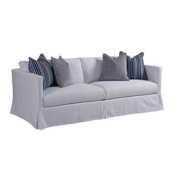 Marina Slipcover Sofa by Barclay Butera