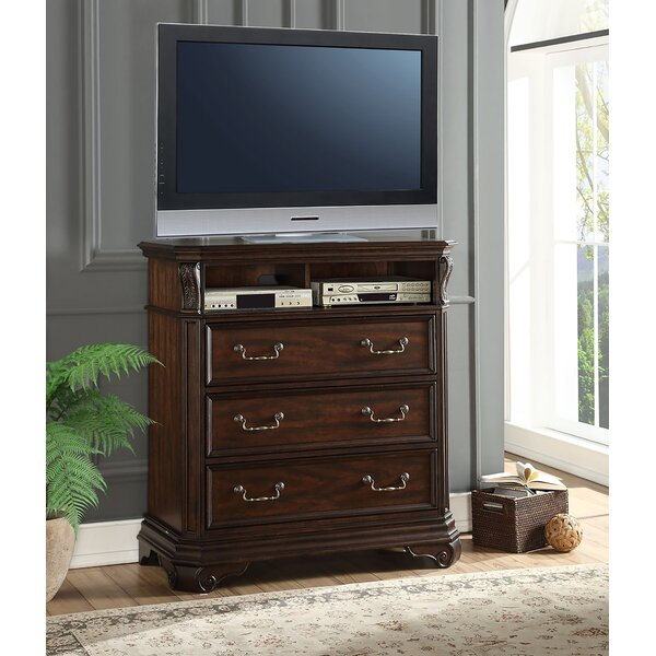 Mosca 3 Drawer Chest By Charlton Home