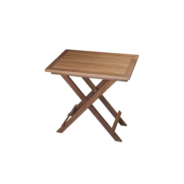 Kevin Teak Table by Bay Isle Home
