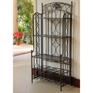 Find the perfect Liberty Hill Iron Baker's Rack Find & Reviews