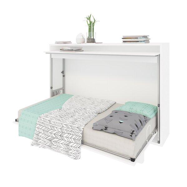 Gautreau Twin Murphy Bed by Brayden Studio Brayden Studio