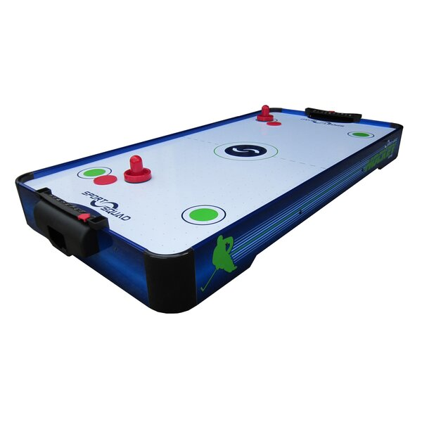 40 Sport Squad HX40 Electric Powered Air Hockey Ta