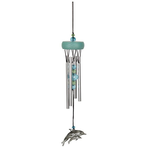 Chime Fantasy Dolphin Wind Chime by Woodstock Chimes
