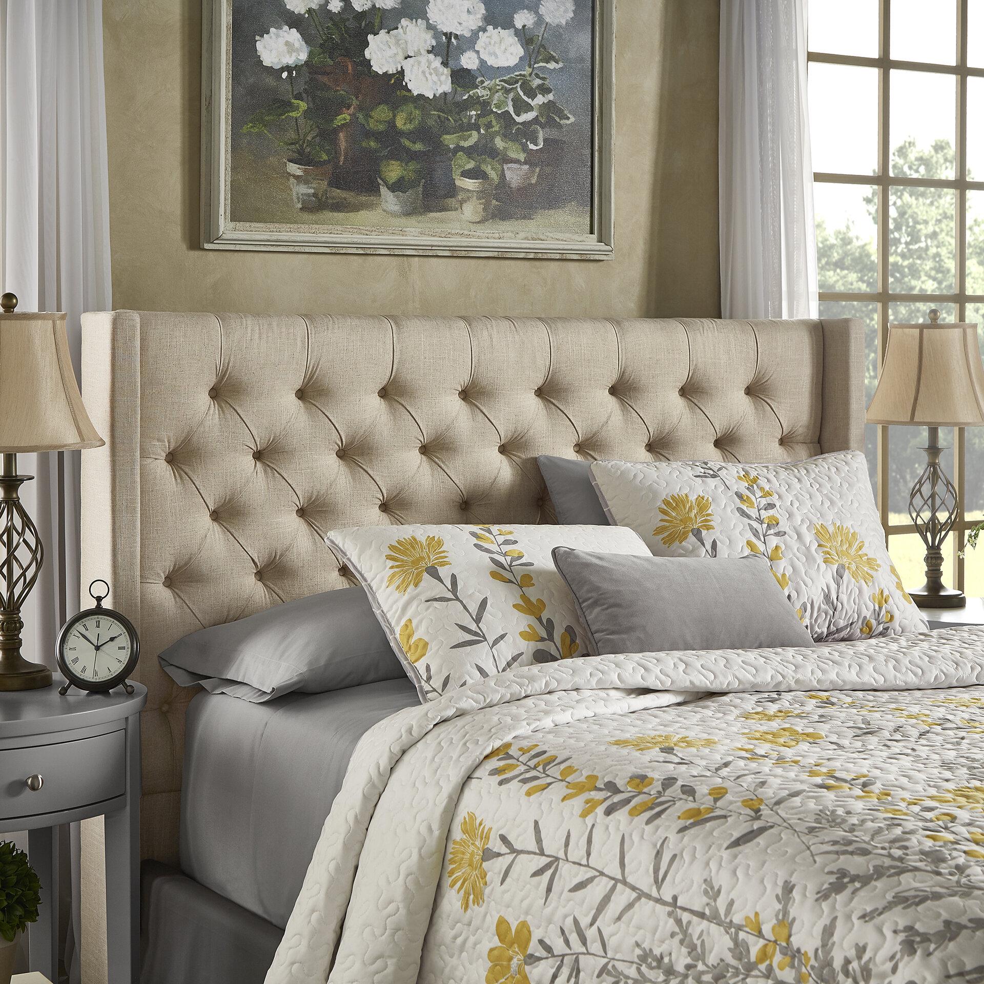 pesmes headboards upholstered furniture you ll wayfair headboard love cloth panel