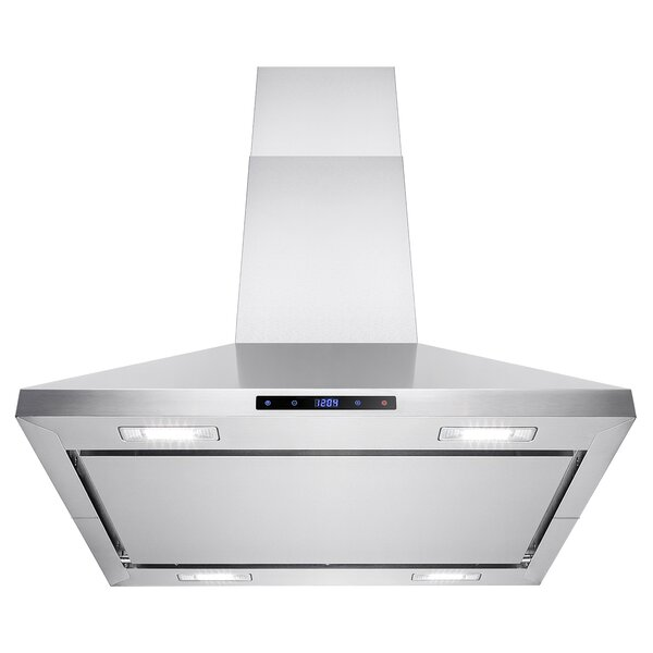 30 343 CFM Convertible Island Mount Range Hood by