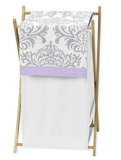 Elizabeth Laundry Hamper by Sweet Jojo Designs