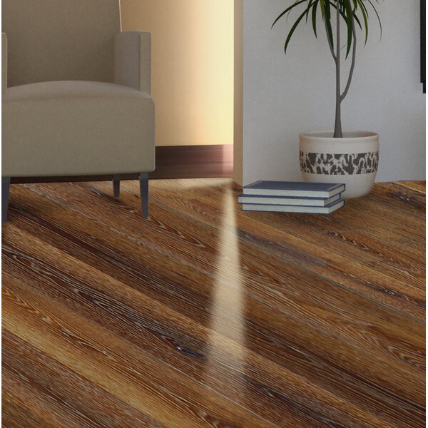 Oasis 8 x 48 x 12 mm European Oak Laminate Flooring in Gobi by All American Hardwood