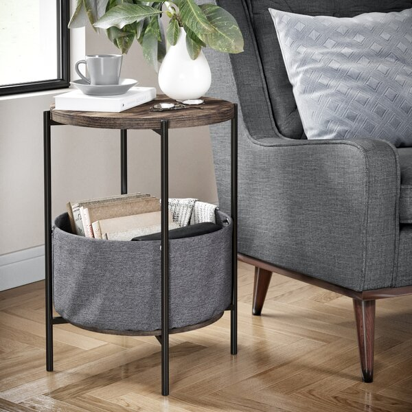 Bluxome End Table by Trent Austin Design Trent Austin Design