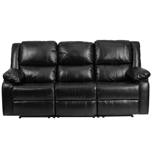 Harben Reclining Sofa by Red Barrel Studio