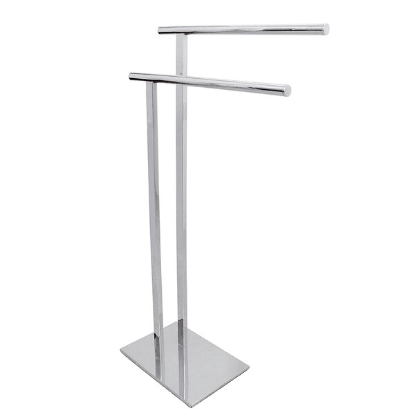 Edenscape Double Freestanding Towel Stand by Kings